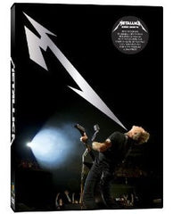 Metallica: Quebec Magnetic-Live Quebec City, Canada 2009 DVD 2012 16:9 Dolby Digital 5.1