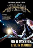 Micheal Schenker's: Temple Of Rock On A Mission: Live In Madrid  (4K Mastering Blu-ray Ultra HD) 2016 08-12-16 Release Date
