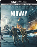Midway (4K Mastering, With Blu-ray, Digital Copy, Widescreen, Dolby) Format: 4K Ultra HD Rated: PG13 Release Date 2/18/20