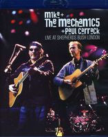 Mike & The Mechanics: Live At Shepards Bush Empire London (Blu-ray) 2013 DTS-HD Master Audio