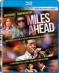 Miles Ahead: MILES AHEAD (Miles Davis) is a wildly entertaining exploration of one of 20th Century music's creative geniuses, Miles Davis (Blu-ray) 2016 07-19-16 Release Date