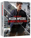 Mission: Impossible 6 Movie Collection (With Blu-ray, With Bonus Disc, 4K Mastering, Boxed Set, Widescreen) Format: 4K Ultra HD Rated: PG13 Release Date: 12/4/2018