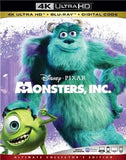 Monsters, Inc. (4K Mastering, With Blu-ray, Collector's Edition, 3 Pack, Digital Copy) Format: 4K Ultra HD Rated: G Release Date: 3/3/2020