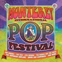 The Monterey International Pop Festival 1967 2 CD's  Monterey ,CA 2007 Remastered