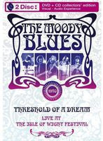 The Moody Blues: Live At The Isle Of Wight Festival 1970 Deluxe CD/DVD Edition 2013 16:9 Dolby Digital 5.1