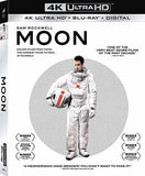 Moon (4K Ultra HD+Blu-ray+Digital) 2 Pack Widescreen 2019 Rated R Release Date 7/16/19