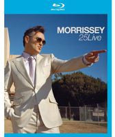 Morrissey: Morrissey 25 Live Hollywood High-Los Angeles 2013 (Blu-ray) 2013