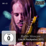 Radio Moscow: Live At Rockpalast 2015 (DVD+2CD) 2015 Release Date: 2/5/2021