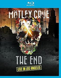 Motley Crue: The End Live In Los Angeles Staples Center New Years Eve 2015 (Blu-ray) Edition DTS-HD Master Audio 2016 11-04-16