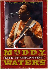 Muddy Waters: Live At CHICAGOFEST 1981 DVD 2009  Dolby Digital 5.1