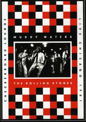 Muddy Waters & The Rolling Stones Live At The Checkerboard Lounge Chicago 1981 DVD 2012 DTS 5.1
