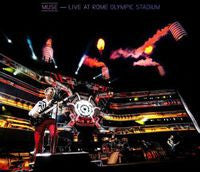 Muse: Live at the Rome Olympic Stadium 2013 Deluxe (Blu-Ray/CD) Edition DTS-HD Master Audio
