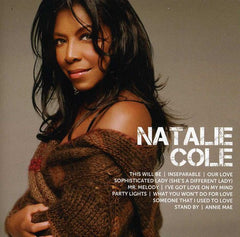 Natalie Cole: ICON CD 2013