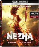 Ne Zha (With Blu-ray, 2 Pack) Format: 4K Ultra HD Rated: NR Release Date: 3/3/2020