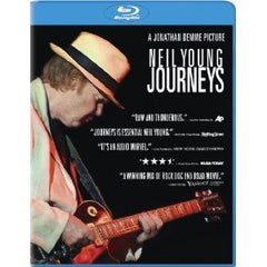 Neil Young: NEIL YOUNG JOURNEYS 2011 Blu-ray 2012 DTS-HD Master Audio 96kHz 24bit