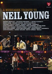 Neil Young: Musicares Person Of the Year 2010 DVD 2011 16:9 DTS 5.1