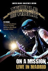 Michael Schenker's: Temple Of Rock On A Mission: Live In Madrid  (With CD, 4PC) (Blu-ray) 2016 05-20-16 Release Date