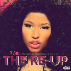 Nicki Minaj: Pink Friday Roman Reloaded-the Re-Up (2CD/DVD) 2012 16:9 Dolby Digital 5.1