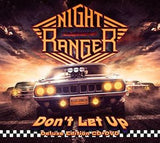 Night Ranger: Don't Let Up 2014 Deluxe CD/DVD Edition 16:9 DTS 5.1 Audio 2017 Release Date 03-24-17