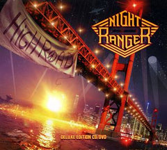 Night Ranger: High Road 2014 CD/DVD 2 Live Performances Deluxe Edition 30th Anniversary Release 2014