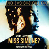 Nina Simone: What Happened Miss Simone? Her Story Her Voice  (CD/Blu-ray) 2016 DTS-HD Master Audio 09-02-16 Release Date