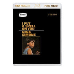 Nina Simone: I Put A Spell On You  (Blu-Ray Pure Audio Only) 2014 96kHz/24-bit VERY RARE