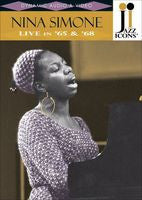 Nina Simone: Jazz Icons 60's DVD 2008 Jazz Icons: Nina Simone features two incredible concerts from 1965 and 1968