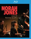 Norah Jones: Live At Ronnie Scott's  2017 (Blu-ray) DTS HD Master Audio 2018 Release Date 06/15/18