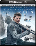Oblivion: Tom Cruise Morgan Freeman 4K Ultra HD Ultraviolet Digital Copy, 4K Mastering, 2 Pack  2016 08-09-16  Release Date