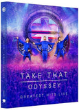 Take That: Odyssey Greatest Hits Live Cardiff UK 2019 [Import] (Digital Theater System, United Kingdom (Blu-ray) Release Date 11/22/19