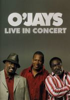 O'Jays: Live In Concert 50th Anniversary DVD 2010 16:9 Dolby Digital 5.1
