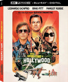 Once Upon A Time In Hollywood (4K Ultra Hd+Blu-ray+Digital) Anamorphic, Digital Copy Rated: R Release Date: 12/10/20