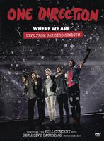 One Direction: Where We Are Live Milan Italy 2014 DVD 2014 16:9 DTS 5.1 12-02-14 Release Date