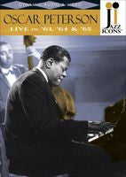 Oscar Peterson: Live In '63-64-65 DVD 2008
