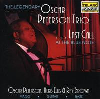 Oscar Peterson: Last Call At The Blue Note CD 2006