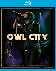 Owl City: Live from Los Angeles 2011 (Blu-ray) 2012