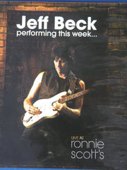 Jeff Beck: Performing This Week Live at Ronnie Scott's 2007 (Blu-ray) 2009 DTS-HD Master Audio