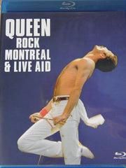 Queen: Rock Montreal 1981 & Live Aid 1985 (Blu-ray) 2007 DTS-HD Master Audio 96kHz/24bit