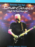 David Gilmour: Remember That Night Live At The Royal Albert Hall 2007 [Blu-ray] (2010) DTS-HD Master Audio