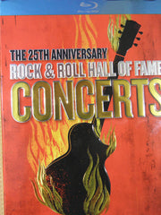 The 25th Anniversary Rock & Roll Hall Of Fame Concerts 2009 [2 Blu-ray] 2010 DTS-HD Master Audio 5.1- 51 Live Performances