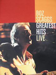 Boz Scaggs: Greatest Hits Live Great American Music Hall San Francisco 2004 DVD 16:9 DTS 5.1 (Recorded In HD)