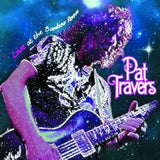 Pat Travers: Live at the Bamboo Room Lake Worth Florida CD/DVD 2013 Release Date 6/4/13