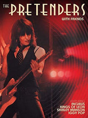 The Pretenders: With Friends  Rock Arena in Atlantic City, NJ 2006 (Blu-ray/DVD/CD) 2019 Release Date 7/12/19