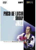 Paco de Lucia & Group: Live At Germeringer Jazztage 1996 DVD 2012 16:9 DTS 5.1