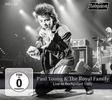 Paul Young & The Royal Family: Live At Rockpalast 1985 (DVD+CD) 2019 Release Date: 9/27/2019