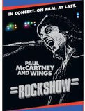 Paul McCartney & Wings: Rockshow- Wings Over the World Tour 1976 DVD 2013 16:9 DTS 5.1