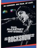 Paul McCartney & Wings: Rockshow-Wings Over The World Tour 1976 (Blu-ray) 2013 DTS-HD Master Audio 96kHz 24bit
