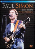 Paul Simon: Live From Philadelphia's Tower Theater in 1980 DVD 2008 DTS 5.1