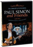 Paul Simon: Paul Simon & Friends Library Of Congress 2007 DVD 2009 16:9 DTS 5.1