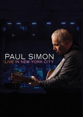 Paul Simon: Live In New York City 2011 (Blu-ray) 2012 DTS-HD Master Audio